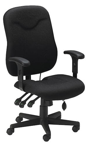 Ortho Series  sc 1 st  Office Furniture Outlet & 9414AG Ortho Executive Posture Chair