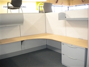 Used Cubicles in Office Furniture Outlet in San Diego