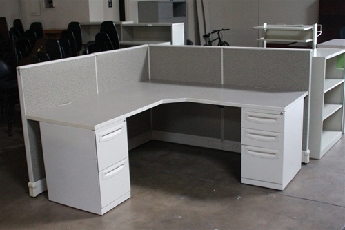 Used Cubicles And Computer Workstations From Office Furniture Outlet In San D