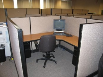 Used herman miller cubicles and modular office furniture for Used modular furniture