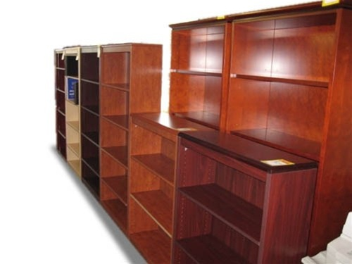 Used Bookshelf and BookcasesSan Diego California Office