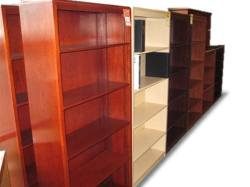Used Wood Bookcases ~ Used bookshelf and bookcases san diego california