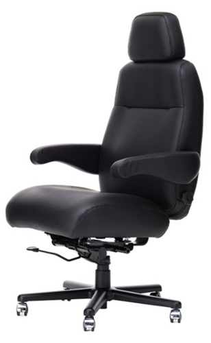 Henry Big Amp Tall Heavy Duty Executive Office Chair Of Hen
