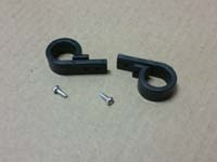 Shogun 400 165138 Rudder Servo Mount Set