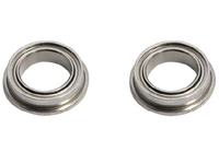 "Ball Bearings Pair 3/8"" x 1/4"" Flanged"