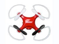 Rezo RTF Ultra Small Quad with Cam (HBZ9200) Red