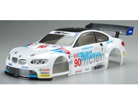 HPI106976 BMW M3 GT BODY PAINTED WHITE