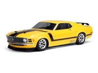 HPI17546 1970 Ford Mustang Boss 302 Body (200mm)