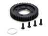 LOSB3570 48T Center Diff Spur Gear & Hardware 10-T