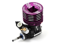 Novarossi KEEP OFF 21-4 Tuned .21 Off Road Engine (Turbo) (Ceramic Rear)