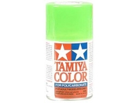 Tamiya PS-28 Fluorescent Green Polycarbonate Spray Paint (TAM86028)