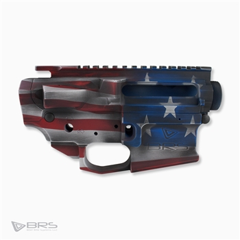 INDEPENDENCE AR15 AMERICAN FLAG MATCHED SET