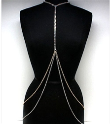 T-Neck Body Chain