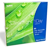 ClearSight 1 Day contact lenses (90-pack)