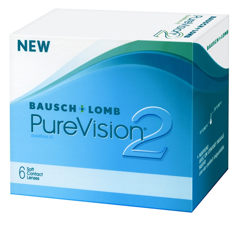 purevision 2 contact lenses from md optix