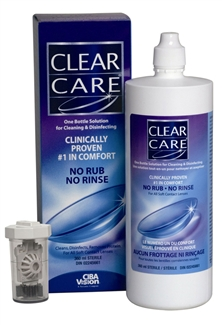 Clear Care Contact Solution