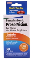 PreserVision Lutein Eye Health Vitamin