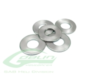 Washer 4,3 X 11 X 1MM (5PCS)