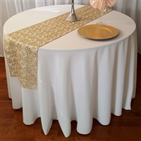 Chemical Lace Chain Table Runners