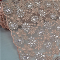 Embroidered Vivian Lace