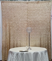 Mini Glitz Sequin Backdrop Panel