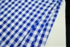 Gingham Poly Cotton Checker