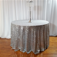 Mini Glitz Sequin Tablecloths