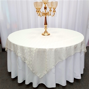 Lace Table Overlays
