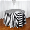 Poly Cotton Stripe Tablecloths