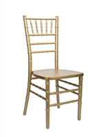 Wood Chiavari Chair with Cushion