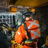 Caribee<br> Pilbara Safety Backpack - Hi Vis Orange