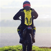 Caribee<br>STINGER  2L High Visibility Hydration Backpack - Hi Vis Yellow