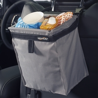 Talus Gray TrashStash Leakproof Hanging Car Trash Bag