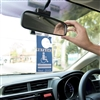 Talus Products Wholesale Handicapped Parking Permit Protector