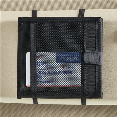 Talus High Road Car Visor Registration Holder