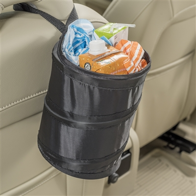 Talus High Road Pop-Up Leakproof Car Trash Can