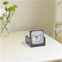 Talus Smooth Trip Travel Clock