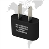 Smooth Trip<br>North & South America Ungrounded Adapter Plug