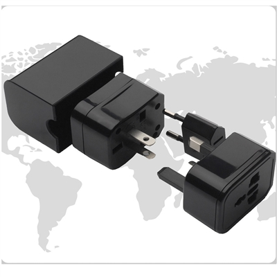 Smooth Trip<br>4-in-1 Plug Adapter Cube