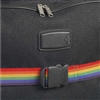 Talus Smooth Trip Rainbow Luggage Strap