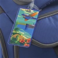 Smooth Trip Retro Vintage Traveler Luggage Tags