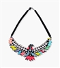 Erica Jewel Statement Necklace