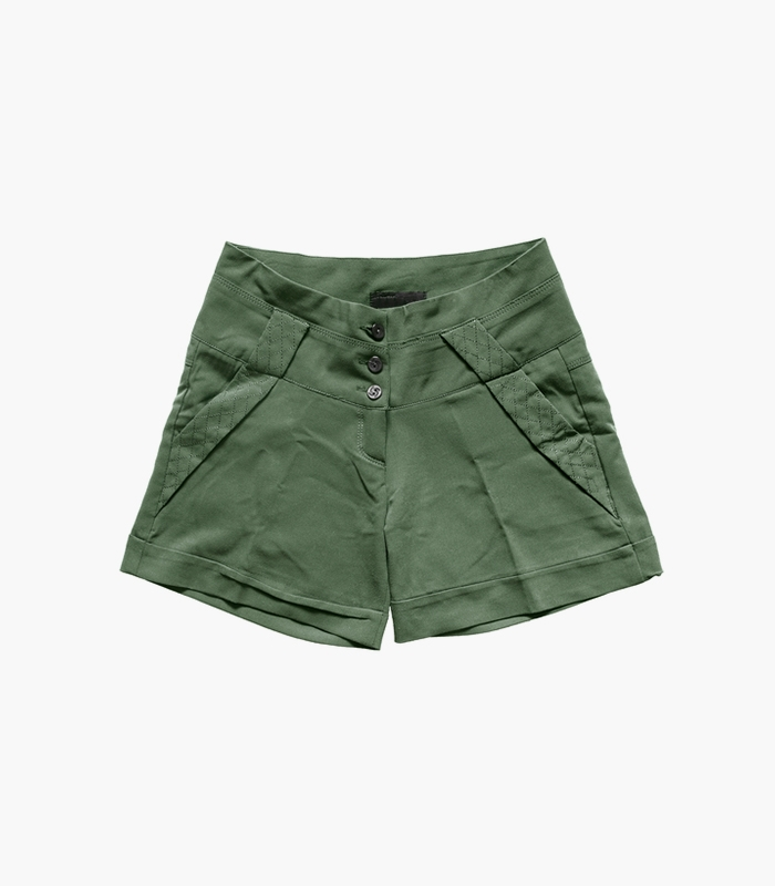 Kinnerly Military Shorts