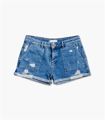 Marianas Vintage High-Rise Shorts