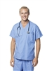 Men's Blue Scrub