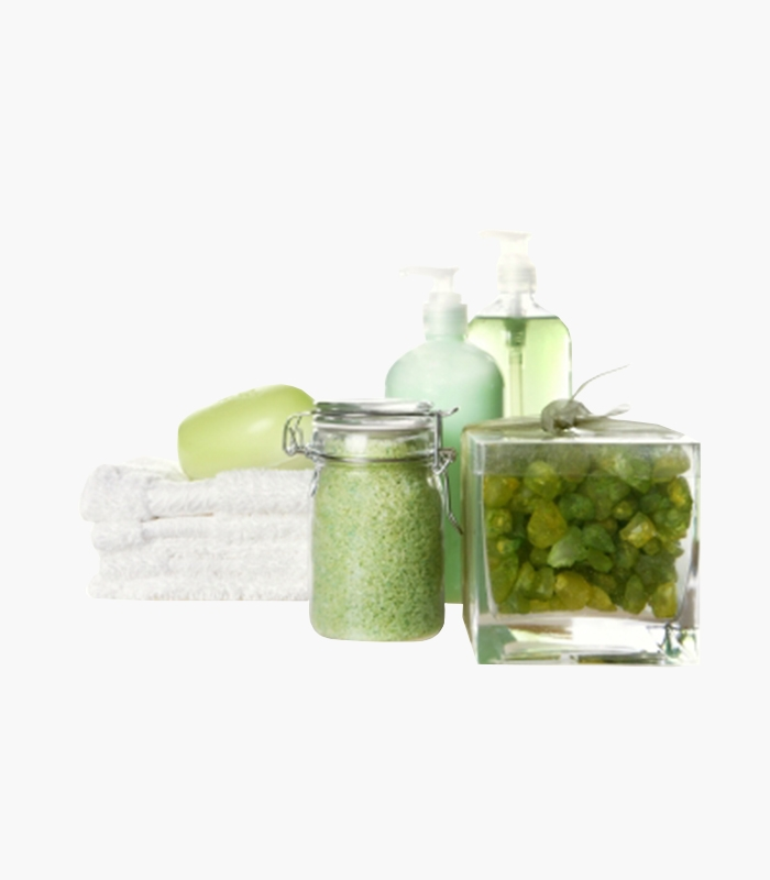 Eucalyptus Spa Set