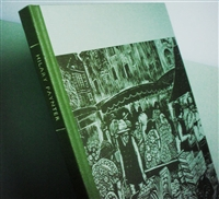 Cover of limited edition of wood engravings by Hilary Paynter printed from the block and signed by the artist.