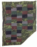 Quilted Fleece Lap Blanket