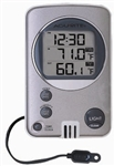 00891  Min Max Digital Thermometer with Humidity Gauge
