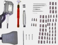 cylinder porting and polishing kit